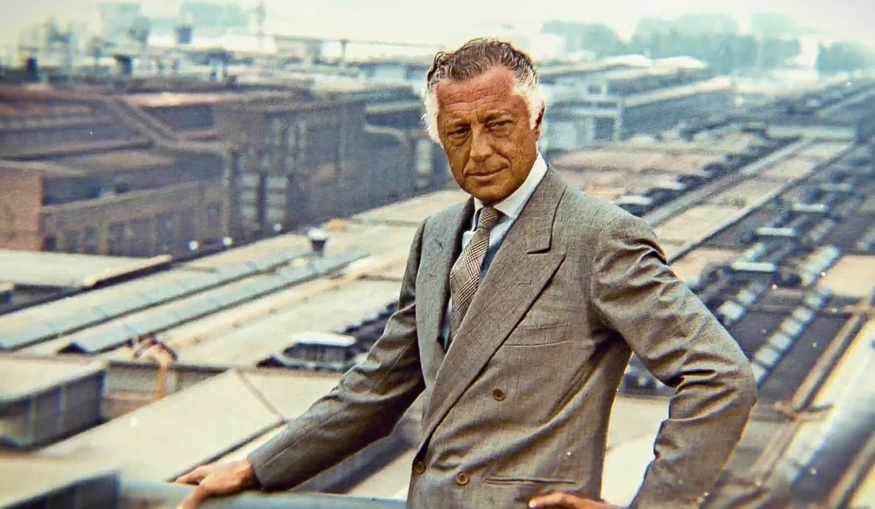 Gianni Agnelli and Complexity - Manolo Costa New York